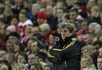 Dalglish, manager Liverpool, blocat de Braga