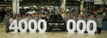 Compania a produs peste 4 milioane de masini