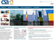 Noul site al CSA