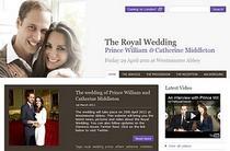 Site-ul oficial al nuntii regale