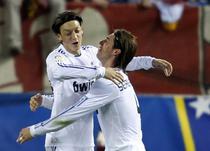 Ozil, fericit dupa golul cu Atletico