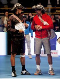 Djokovic si Nadal, la Bogota (Columbia)