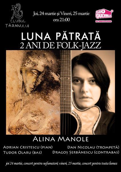 Alina Manole - Luna Patrata