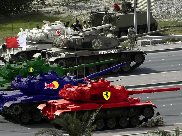 De ce nu s-a disputat GP in Bahrain?