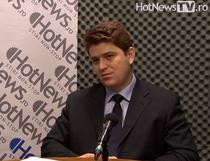 Consultantul Cristian Radulescu, in studioul HotNews.ro