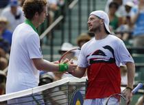 Andy Murray, eliminat de Bogomolov