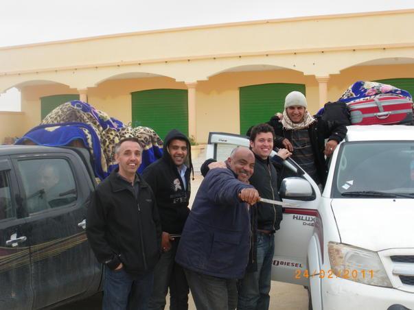 Fuga din Libia (3)
