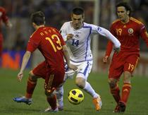 Bosnia - Romania, in preliminariile Euro 2012