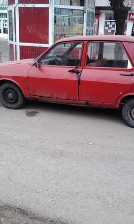 "Probabil ca ""centura de siguranta"" ofera siguranta acestei masini uitata in parcare !"