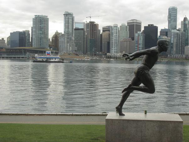 Imagini din Vancouver