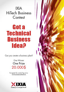 HiTech Business Plan Contest
