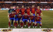 Campioana Spania, neinvinsa in preliminarii