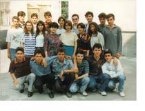 Cu elevii, iunie 1994