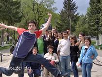 In excursie la Castelul Bran cu elevii