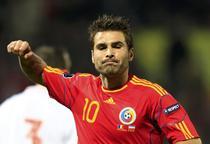 Adrian Mutu, la un gol de recordul lui Hagi