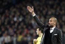 Pep Guardiola, internat la o clinica din Barcelona