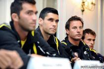 Pavel mizeaza pe Tecau, Hanescu si Ungur contra Argentinei