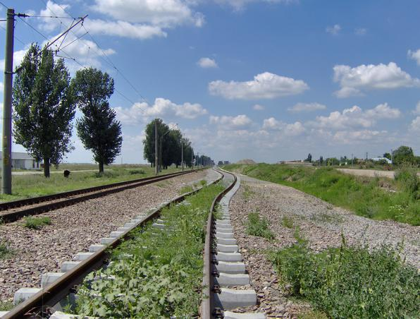 Cale ferata made in Romania