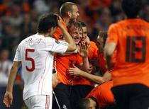 Ungaria, trei goluri pe Amsterdam ArenA