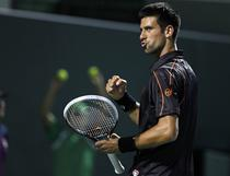 Novak Djokovic, in semifinale la Miami