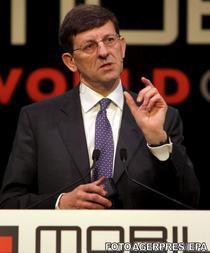 Vittorio Colao, CEO Vodafone Group