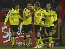 Borussia, inca un succes in Bundesliga
