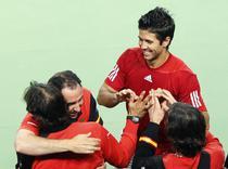 Spania, meci usor contra Belgiei