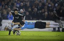 Ozil, doua pase devisive in Santander-Real