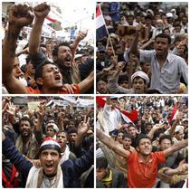 Revoltele din Lumea Araba