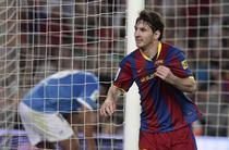 Messi, golgeter in Primera Division