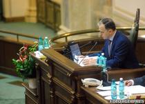 Mircea Geoana, Presedintele Senatului