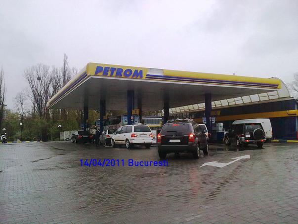 S-a scumpit din nou benzina