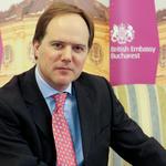 Martin Harris, ambasadorul Marii Britanii la Bucuresti