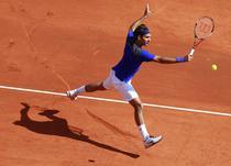 Federer, in sferturi la Monte Carlo