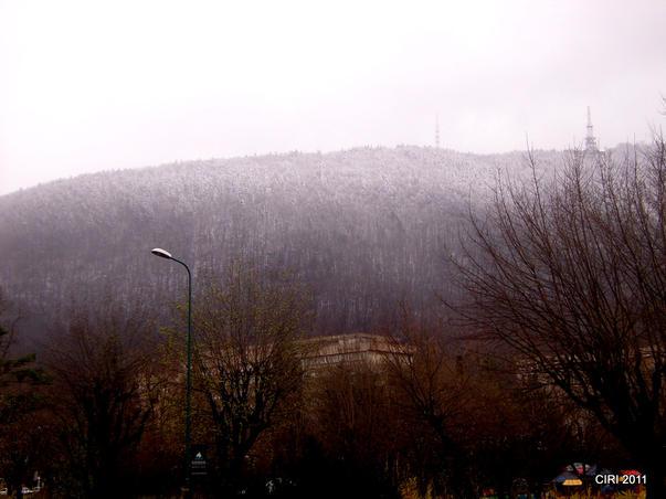 Dealul TIMPA in 14 aprilie