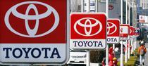 Productia Toyota nu va reveni prea curand la normal