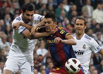 FOTOGALERIE Real vs Barcelona