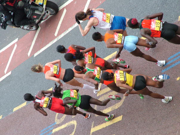 London Marathon 2011 (2)
