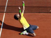 Rafael Nadal, rege la Monte Carlo