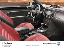 Beetle la interior