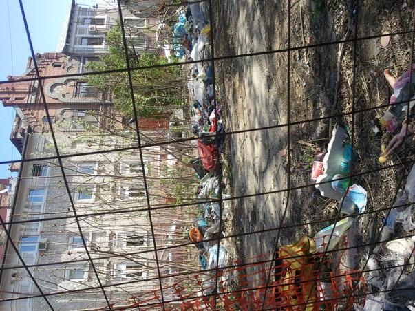 groapa de gunoi din centrul orasului (3)