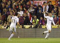 FOTOGALERIE Real vs Barca (Copa del Rey)