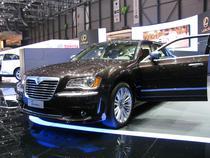 Lancia Thema, influentata puternic de designul Chrysler