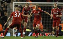 Liverpool renunta la Adidas