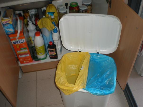 Reciclarea incepe din casa!