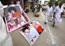 Sathya Sai Baba era venerat de milioane de adepti