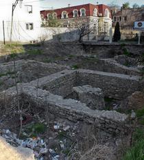 Constanta Ruine cetatea Tomis (2)