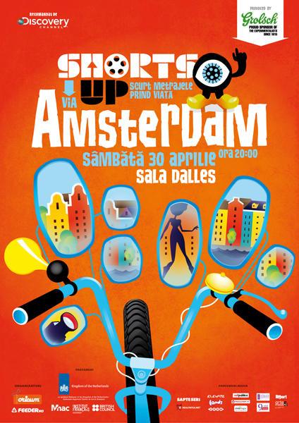 Queen's Day olandez la ShortsUP