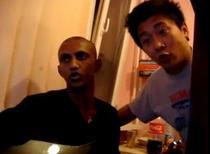 'Eu beu', cantata varianta asiatica