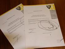 Contractul semnat cu VVV-Venlo
